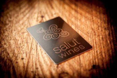 Salut's gift card
